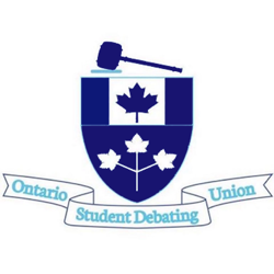 ONTARIO STUDENT DEBATING UNION